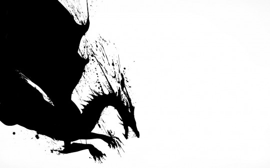 2d-dragon-black-white-black-white-dragon-wallpaper