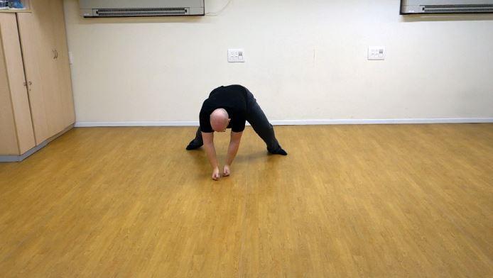 natural body movement