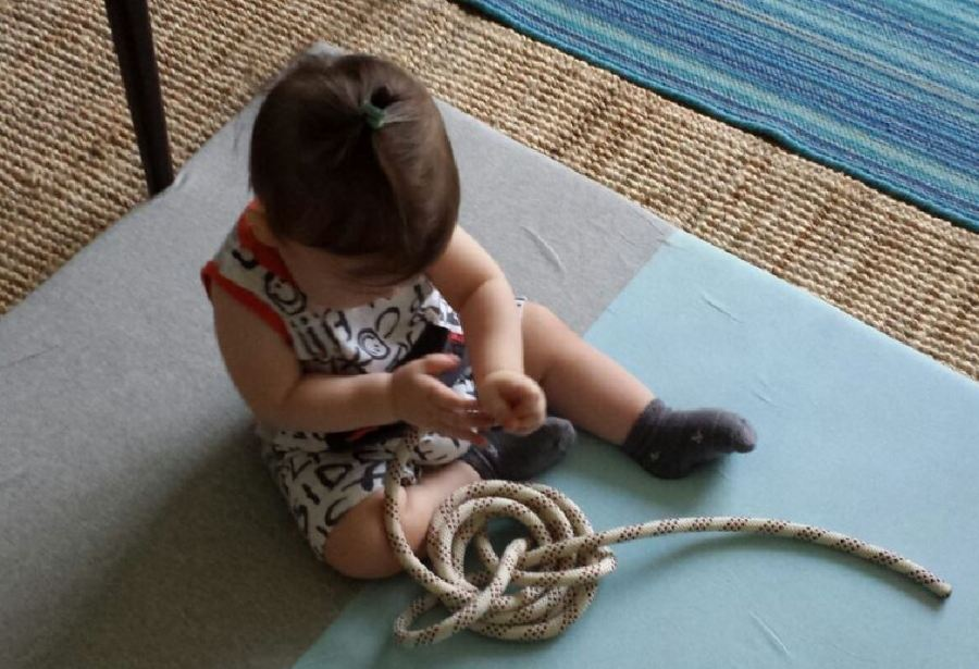 son-and-rope